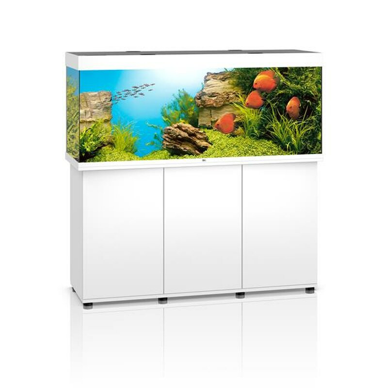 juwel rio 450 led aquarium mit schrank wei 750 00. Black Bedroom Furniture Sets. Home Design Ideas