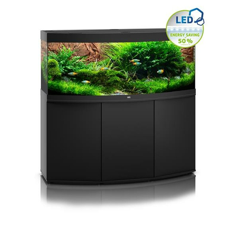 juwel vision 450 led aquarium mit schrank schwarz 990 00. Black Bedroom Furniture Sets. Home Design Ideas