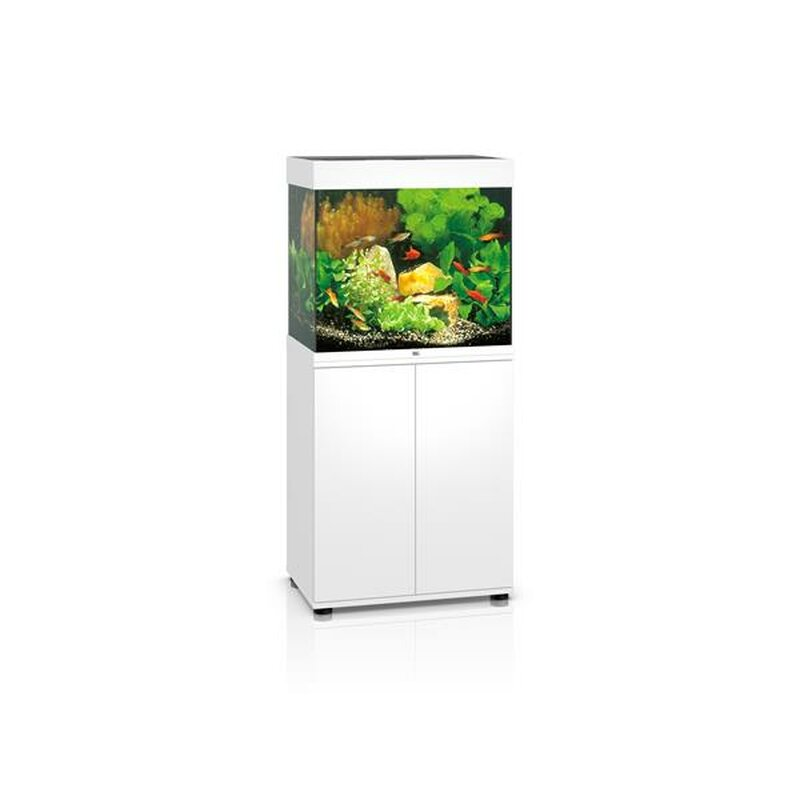 juwel lido 120 led aquarium mit schrank weiss 269 00. Black Bedroom Furniture Sets. Home Design Ideas